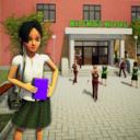 學校女孩模擬器