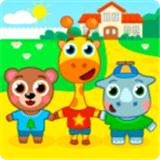 幼儿园动物