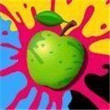 杰作水果画