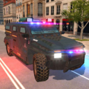 警车模拟器巡逻