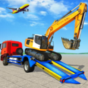 巨型挖掘机模拟器2020