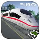 欧洲火车模拟