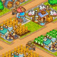 蒸汽小镇农场与战斗