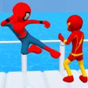 超级英雄战斗