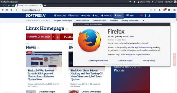火狐浏览器 测试版