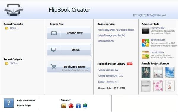 FlipBook Creator