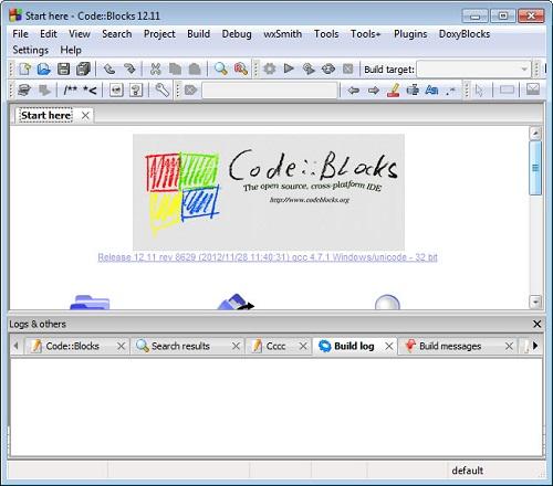 CodeBlocks