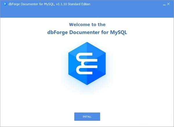 dbForge Documenter for MySQL