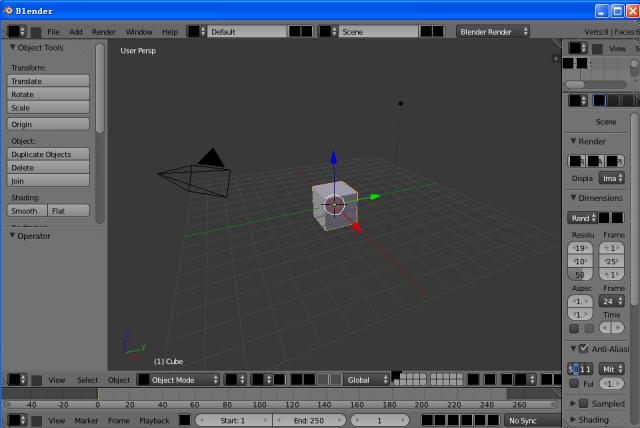Blender (64bit)